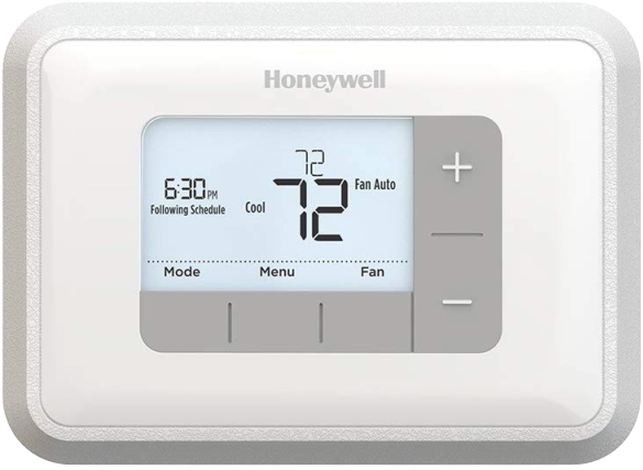 Honeywell RTH636D 1002/E Programmable Thermostat
