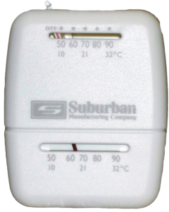 Suburban 232229 161154 Wall Thermostat