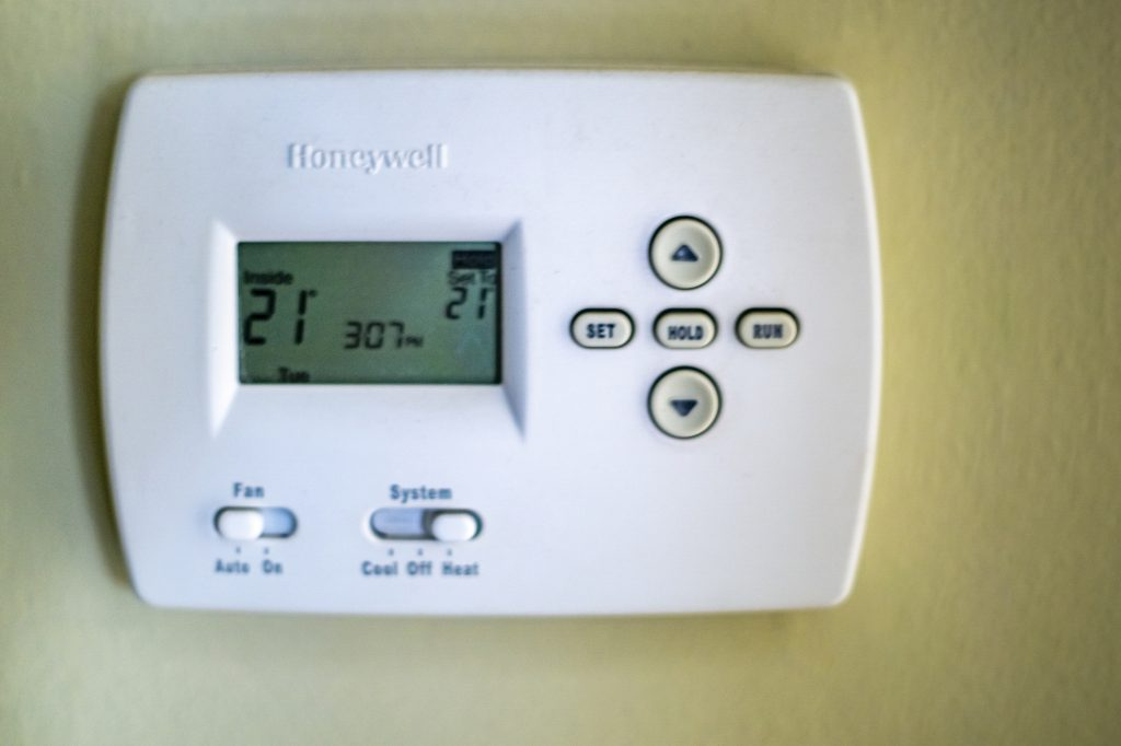 Honeywell Thermostat Questions
